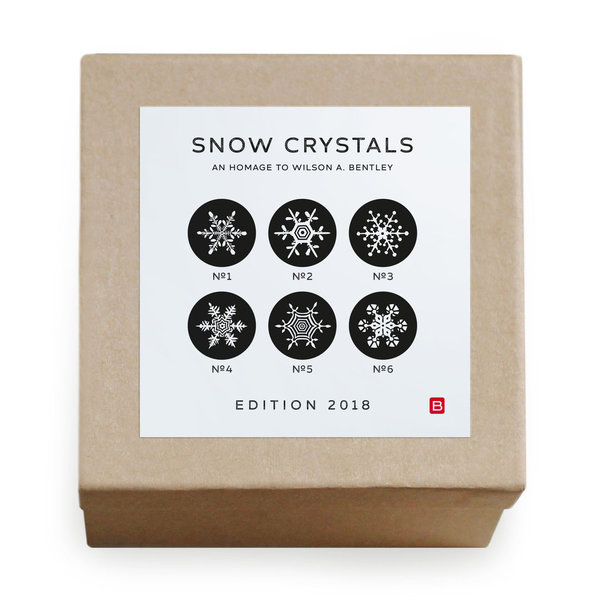 Snow Crystals Edition 2018