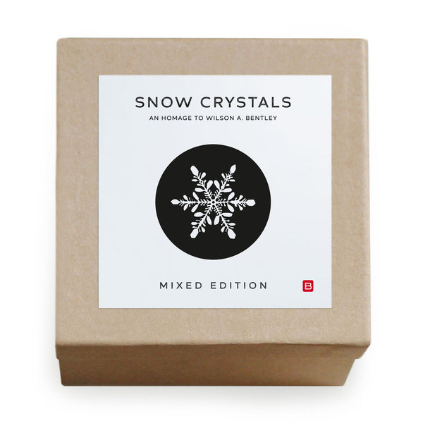 Snow Crystals Mixed Edition